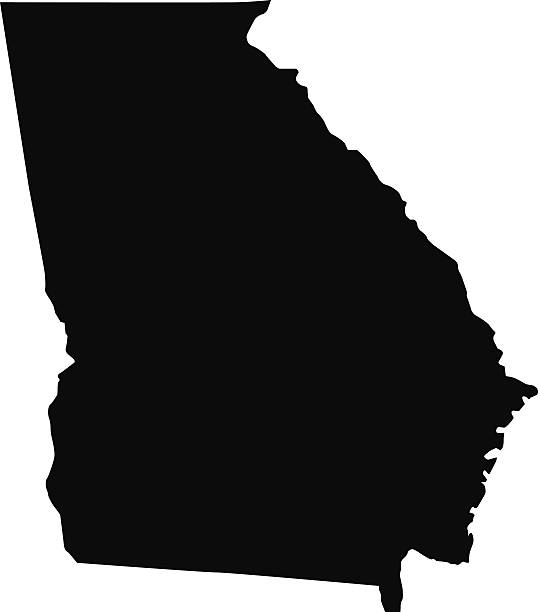 Best Georgia Us State Illustrations, Royalty.