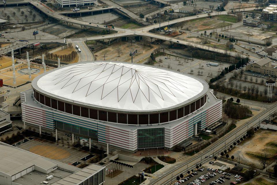 Georgia Dome.