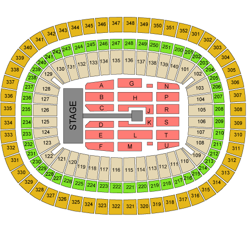 Taylor Swift Georgia Dome tickets: October 24, 2015 at 7:00 pm at.