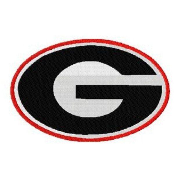 Instant Download The University of Georgia Bulldogs Logo.