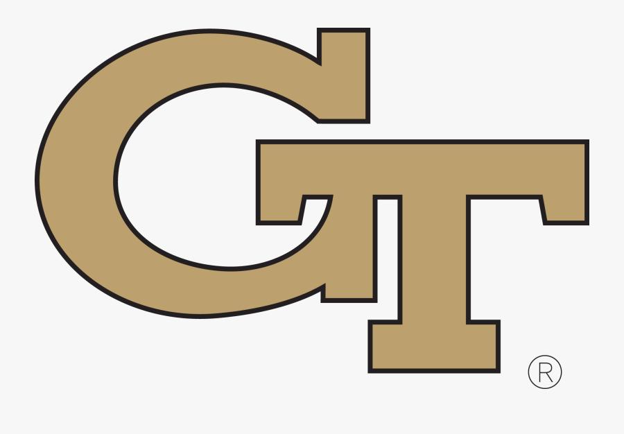 Gt Logo Georgia Tech Yellow Jackets Png.