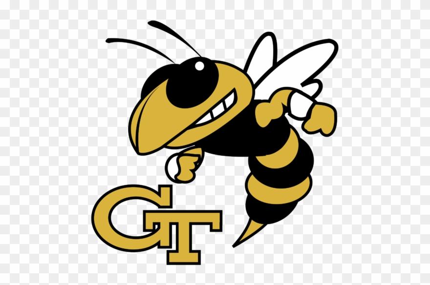 Georgia Tech Yellow Jackets Logo Png Transparent &.