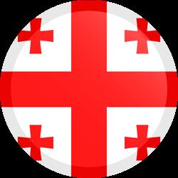 Georgia flag clipart.