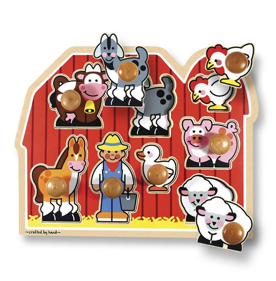 Georgine Saves » Blog Archive » Good Deal: Melissa & Doug Puzzles.