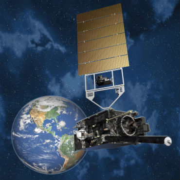 Satellite launch delay extends time with no backup.