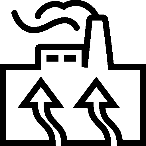 Geothermal Energy Clipart Black And White.