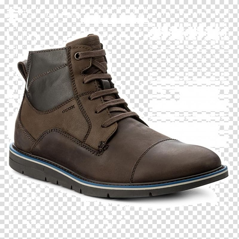 Boot Leather Shoe Geox Footwear, boot transparent background.