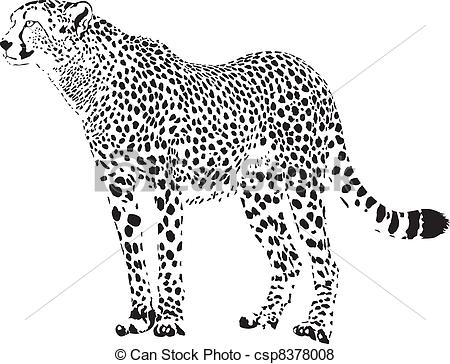 Gepard Illustrations and Clipart. 85 Gepard royalty free.