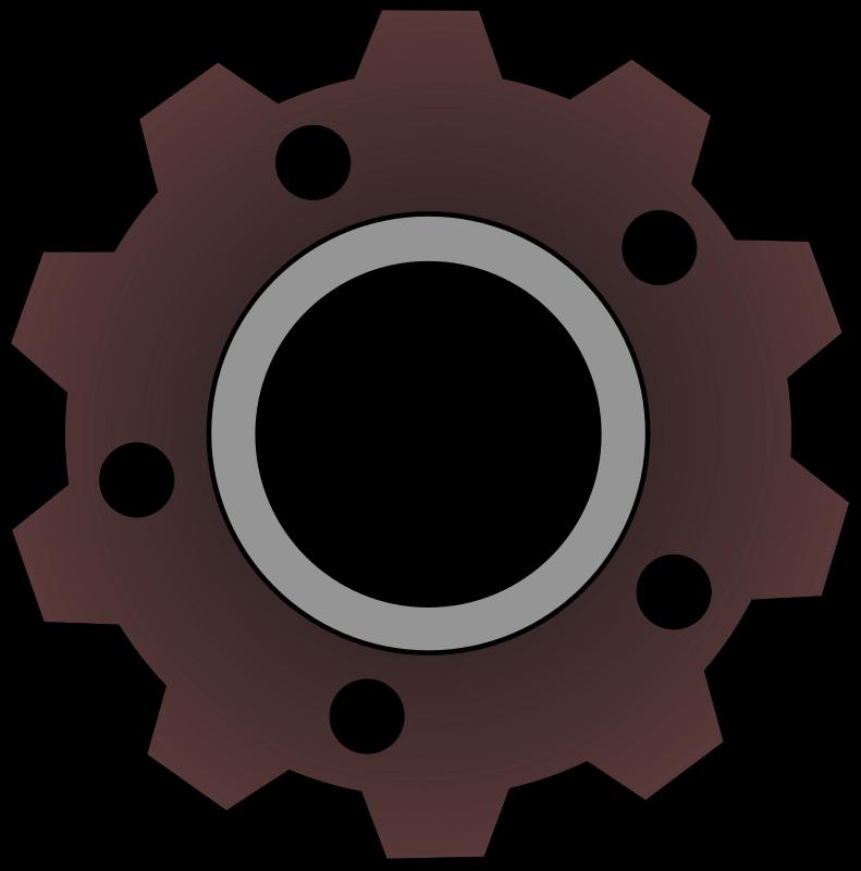 Gear Clipart.