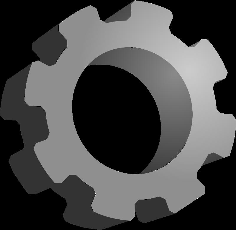 Gear Clip Art & Gear Clip Art Clip Art Images.