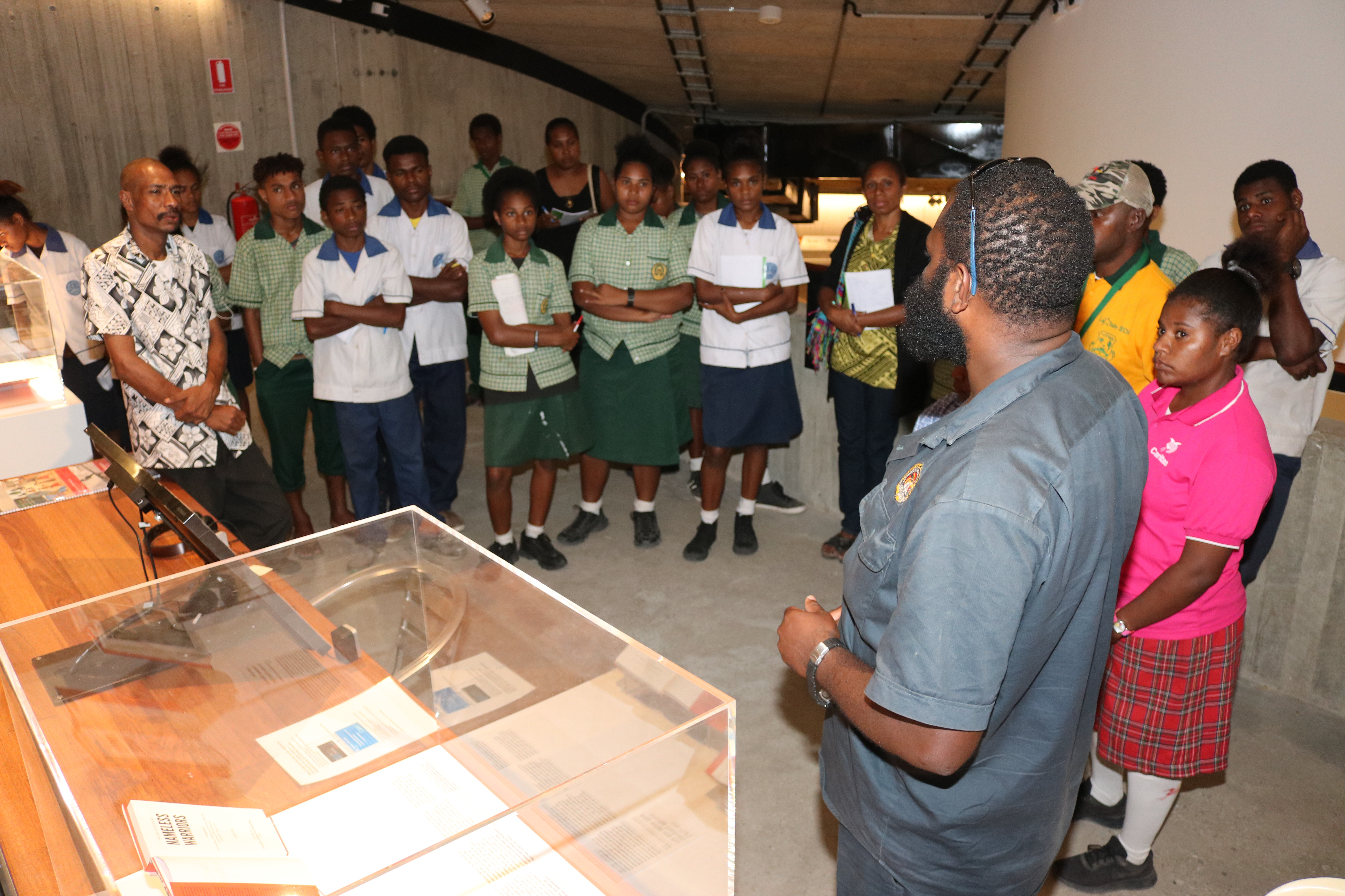 Education Program on at Museum.