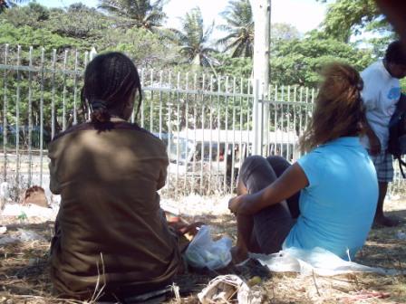 Youths of Gerehu.