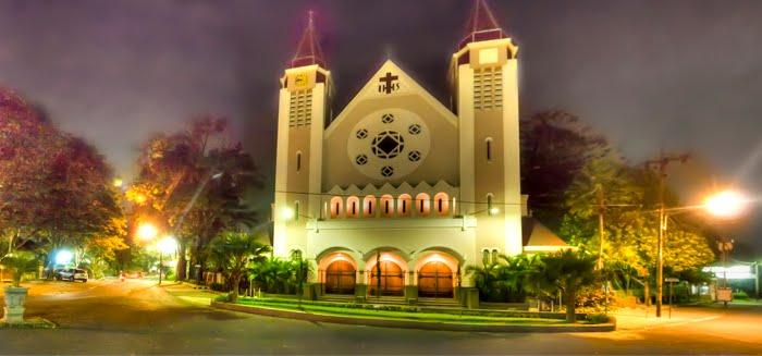 Gereja Ijen Malang, Katedral Terindah di Indonesia.