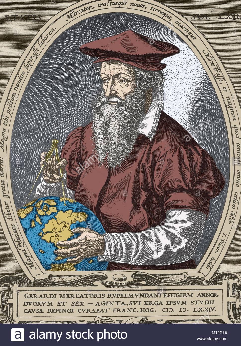 Gerardus Mercator (1512.