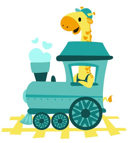 1000+ images about Locomotive & other moving clipart on Pinterest.