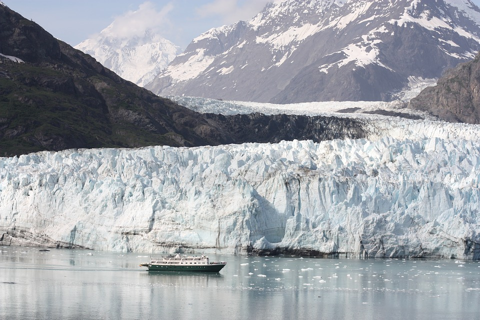 Free photo Preserve Alaska National Park Glacier Usa Bay.
