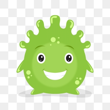 Germ PNG Images.