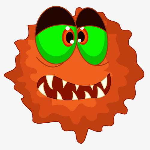 Download Free png Germ cell cartoon, Sterilized.
