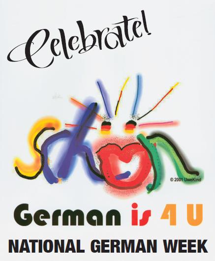Celebrate National German Week.
