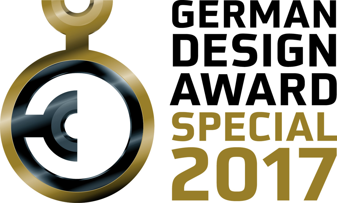 Ricoh Products Recognized in German Design Award 2017.