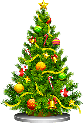 christmas tree decoration and its history.