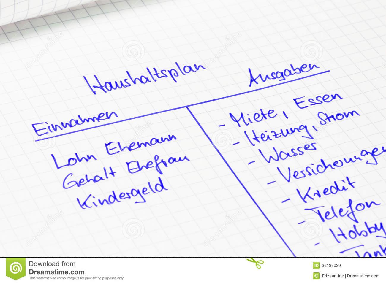German Language Clip Art.