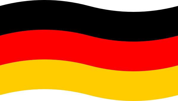 Germany Flag Clipart.