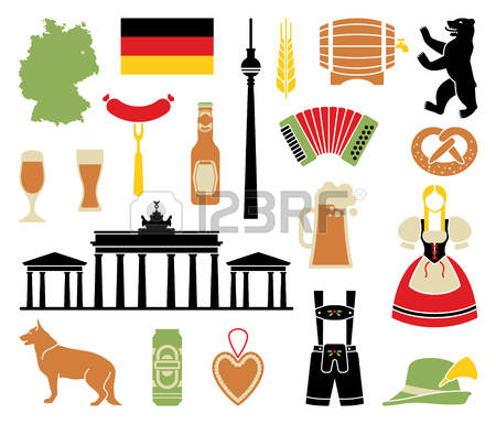 276 German Music Cliparts, Stock Vector And Royalty Free German.