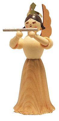 Music Conductor Concert Angel German Wood Figurine Handcrafted in.