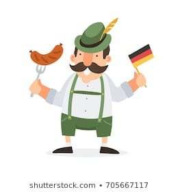 German man clipart 1 » Clipart Portal.