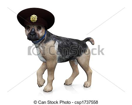 Police dog Stock Illustrations. 448 Police dog clip art images and.