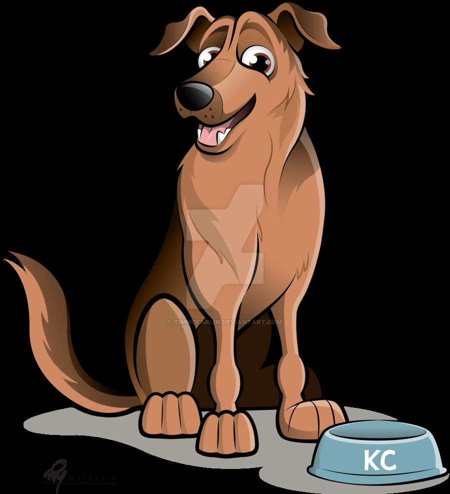 Showing post & media for Girl german shepherd cartoon.