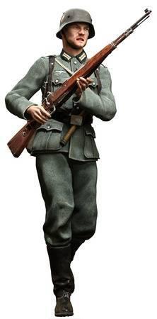 German soldier clipart 2 » Clipart Portal.