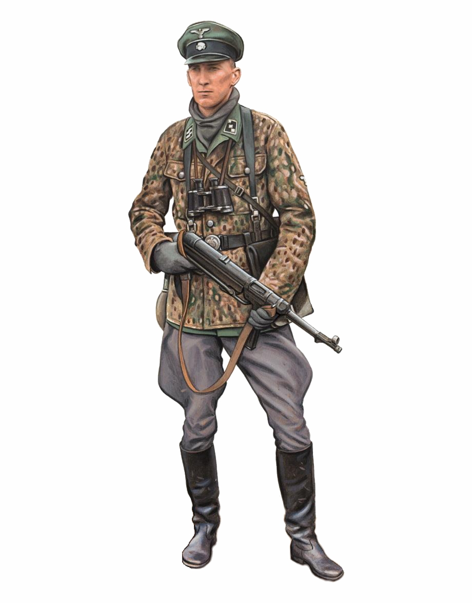 German Soldier Ww1 Drawing, Transparent Png Download For.