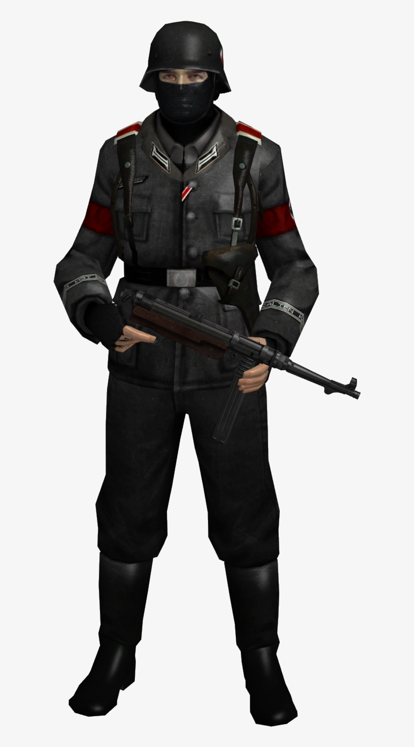 Ww2 Soldier Png.