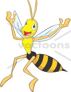 Happy Wasp.