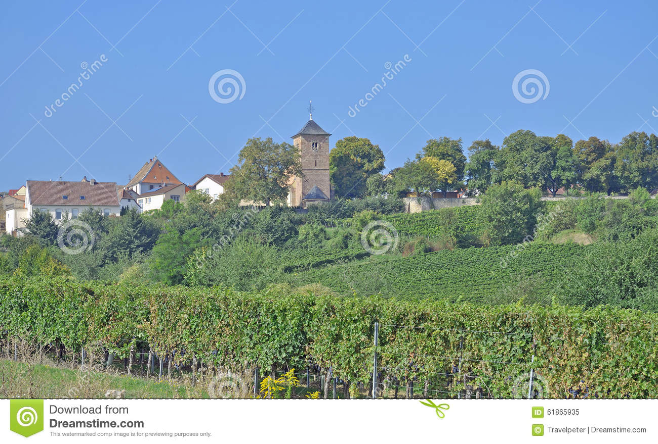 German wine route clipart #5