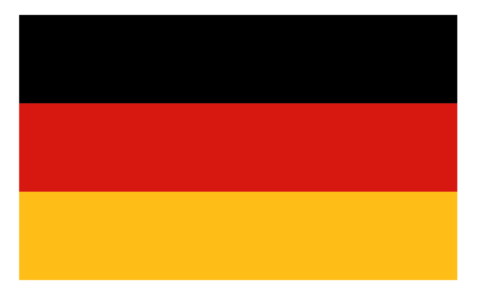 German, deutsch, flag colors #48867.