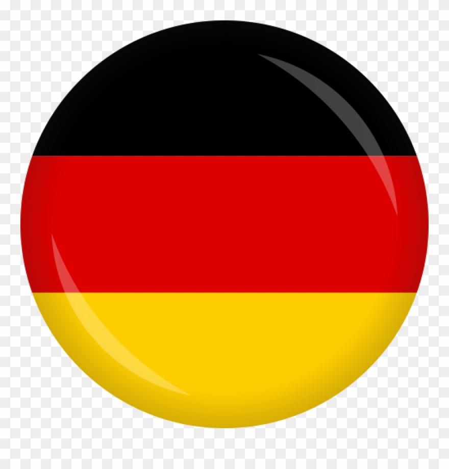 Germany Clipart World Flag.
