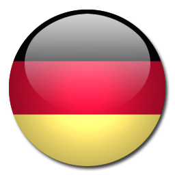 Button Flag Germany Icon, PNG ClipArt Image.