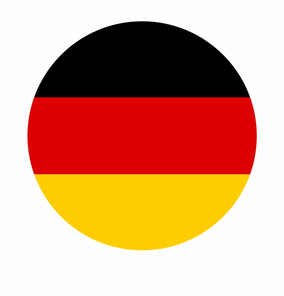 Germany Flag Football Logos.