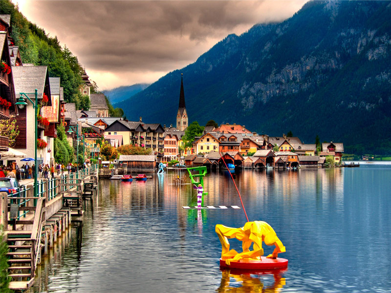 27 of the Most Beautiful Small Towns to Visit in Europe.