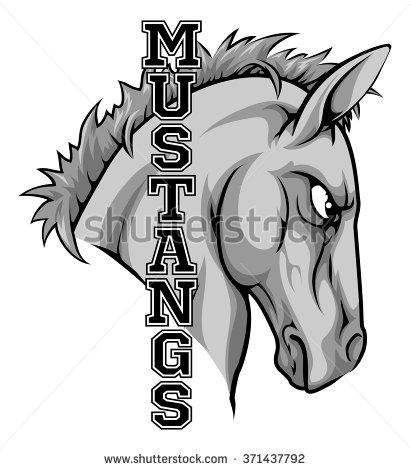 Mustang Stock Photos, Royalty.