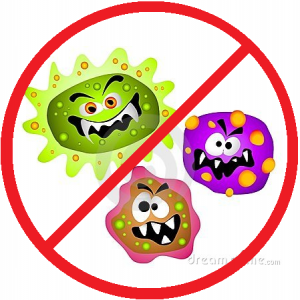 Clipart Germs.