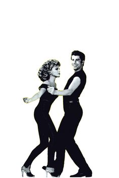 Grease Movie Clipart.