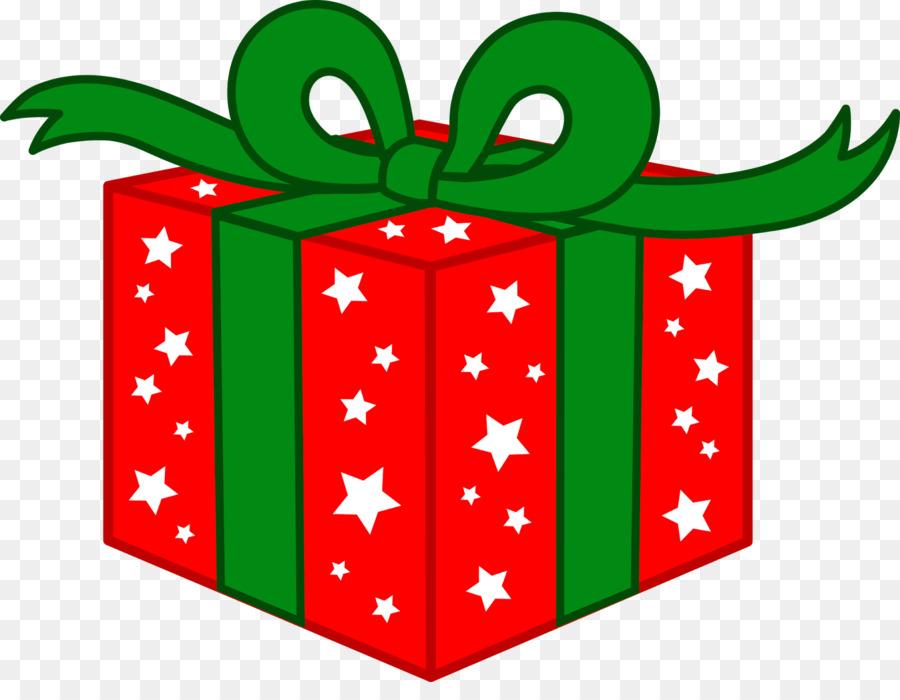 Geschenk zu Weihnachten, Geburtstag Clip art.