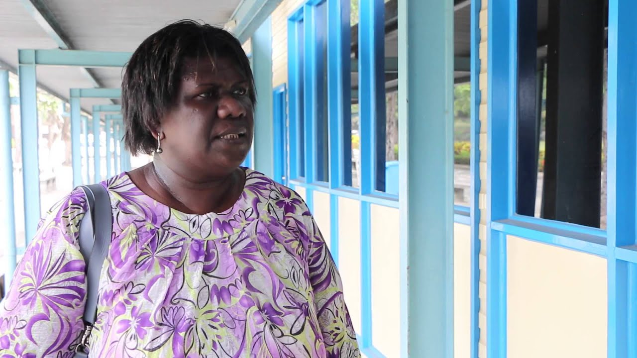 Making gender a priority in PNG's public sector.