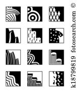Gesso Clipart Vector Graphics. 4 gesso EPS clip art vector and.
