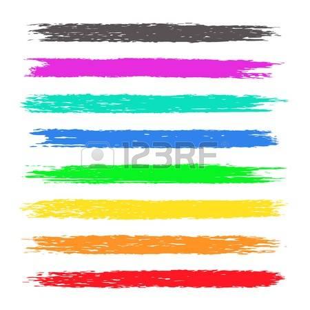 Pennelli Colore Foto Royalty Free, Immagini, Immagini E Archivi.