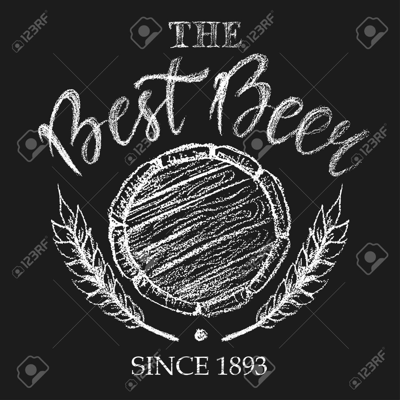 Il Miglior Distintivo Birra Per Affari Produzione Di Birra, Pub.